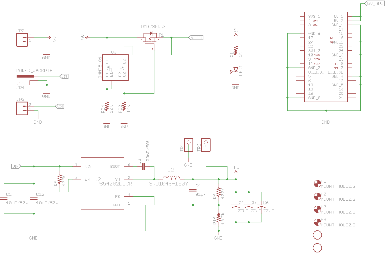 so i went back to texas instrument's online power supply design tool,  webench, and found an alternative approach that uses three 22uf ceramic  capacitors